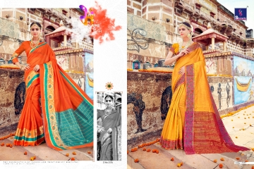 SHANGRILA LIVA SILK 2 CATALOG DESIGNER HANDLOOM SAREES WHOLESALE SUPPLIER BEST RATE BY GOSIYA EXPORTS SURAT (6)
