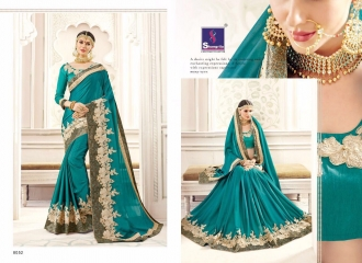SHANGRILA MONALISA VOL 4 CATALOG ULTIMATE DESIGNER SAREES COLLECTION (1)