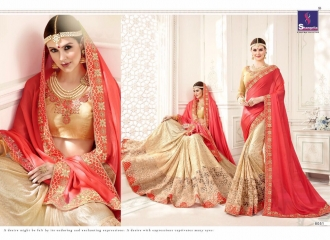 SHANGRILA MONALISA VOL 4 CATALOG ULTIMATE DESIGNER SAREES COLLECTION (2)