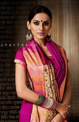 Shangrila presenting katki silk new weaving silk sarees collection BEST RATE BY GOSIYA EXPORTS SURAT (11)