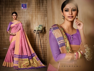 Shangrila presenting katki silk new weaving silk sarees collection BEST RATE BY GOSIYA EXPORTS SURAT (12)