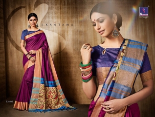 Shangrila presenting katki silk new weaving silk sarees collection BEST RATE BY GOSIYA EXPORTS SURAT (4)