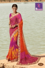 SHANGRILA ROYAL BANDHEJ COLLECTION WHOLESALE BEST RATE CATALOGUE BY GOSIYA EXPORTS SURAT (1)