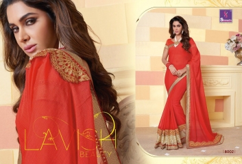 SHANGRILA SPARKLE VOL 2 FANCY FABRICS DESIGNER SAREES FESTIVAL COLLECTION WHOLESALE BEST RATE BY GOSIYA EXPORTS (13)