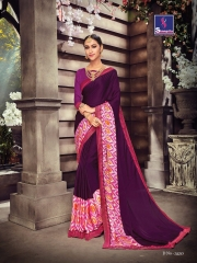 SHANGRILA ZION VOL 3 CATALOG GEORGETTE PRINTS PARTY WEAR SAREES COLLECTION SUPPLIER WHOLESALER (1)