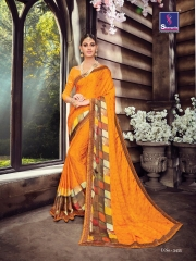 SHANGRILA ZION VOL 3 CATALOG GEORGETTE PRINTS PARTY WEAR SAREES COLLECTION SUPPLIER WHOLESALER (7)