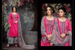 SHAZIYA VOL 2 SARGAM PRINTS JAM SILK FABRIC SALWAR SUITS (7)