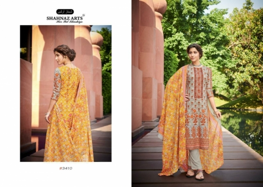 SHEHNAZ ARTS FALAKNUMA PURE LAWN COTTON WHOLESALE DRESS MATERIAL COLLECTION SUPPLIER DEALER BEST RATE BY GOSIYA EXP (3)