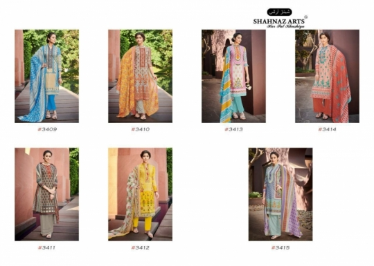 SHEHNAZ ARTS FALAKNUMA PURE LAWN COTTON WHOLESALE DRESS MATERIAL COLLECTION SUPPLIER DEALER BEST RATE BY GOSIYA EXPRO (1)