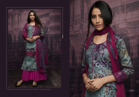 SHRADDHA DESIGNER NATASHA EXCLUSIVE SUMMER COLLECTION PRINTED SUITS WHOLESALE DEALER BEST RATE BY GOSIYA EXPORTS SURAT (10)