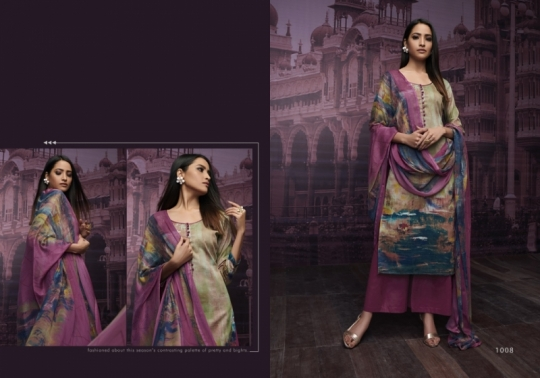 SHRADDHA DESIGNER NATASHA EXCLUSIVE SUMMER COLLECTION PRINTED SUITS WHOLESALE DEALER BEST RATE BY GOSIYA EXPORTS SURAT (12)