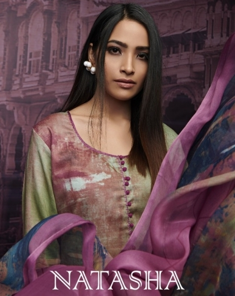 SHRADDHA DESIGNER NATASHA EXCLUSIVE SUMMER COLLECTION PRINTED SUITS WHOLESALE DEALER BEST RATE BY GOSIYA EXPORTS SURAT (2)