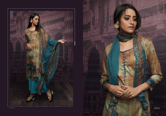 SHRADDHA DESIGNER NATASHA EXCLUSIVE SUMMER COLLECTION PRINTED SUITS WHOLESALE DEALER BEST RATE BY GOSIYA EXPORTS SURAT (4)