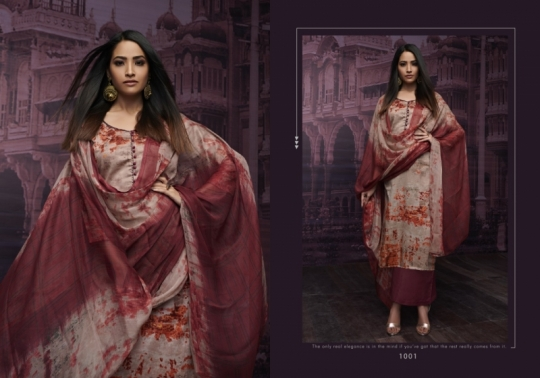 SHRADDHA DESIGNER NATASHA EXCLUSIVE SUMMER COLLECTION PRINTED SUITS WHOLESALE DEALER BEST RATE BY GOSIYA EXPORTS SURAT (5)