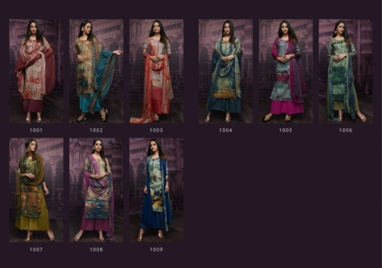 SHRADDHA DESIGNER NATASHA EXCLUSIVE SUMMER COLLECTION PRINTED SUITS WHOLESALE DEALER BEST RATE BY GOSIYA EXPORTS SURAT (6)