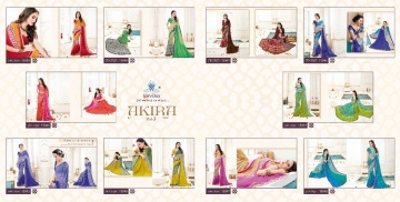 SHRAVIKA BY AKIRA VOL 3 GEORGETTE CASUAL WEAR SAREES COLLECTION WHOLESALE BEST RAET BY GOSIYA EXPORTS SURAT (21)