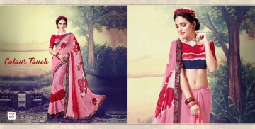 SHRAVIKA LIPSA VOL 3 EXCLUSIVE INDIAN SAREE CATALOG WHOLESALE BEST ARET BY GOSIYA EXPORTS SURAT (6)