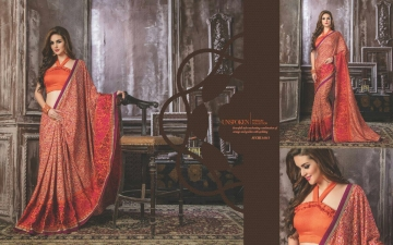 SHRAVIKA SUCHI SAREE COLLECTION WHOLESALE SUPPLIER DELEAR BEST RATE BY GOSIYA EXPORTS SURAT (11)