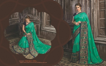 SHRAVIKA SUCHI SAREE COLLECTION WHOLESALE SUPPLIER DELEAR BEST RATE BY GOSIYA EXPORTS SURAT (12)