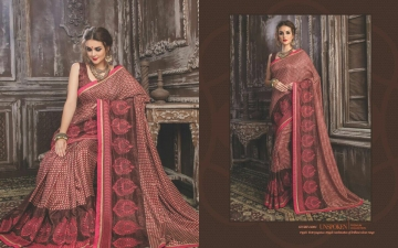 SHRAVIKA SUCHI SAREE COLLECTION WHOLESALE SUPPLIER DELEAR BEST RATE BY GOSIYA EXPORTS SURAT (2)