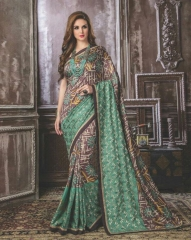 SHRAVIKA SUCHI SAREE COLLECTION WHOLESALE SUPPLIER DELEAR BEST RATE BY GOSIYA EXPORTS SURAT