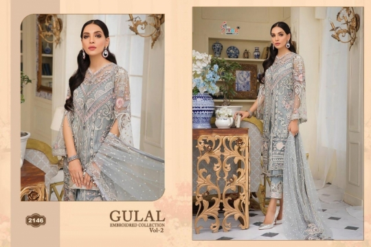 SHREE FAB GULAL EMBROIDERED COLLECTION VOL 2 (1)