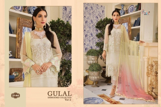 SHREE FAB GULAL EMBROIDERED COLLECTION VOL 2 (10)