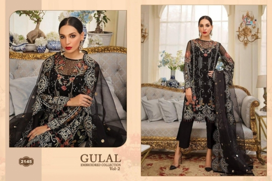 SHREE FAB GULAL EMBROIDERED COLLECTION VOL 2 (11)