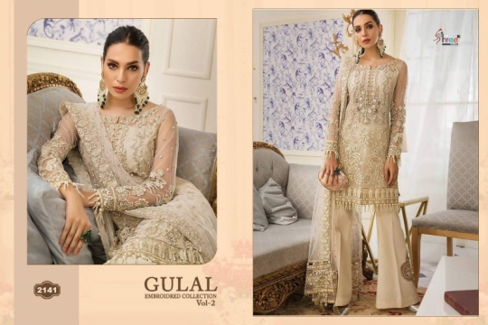 SHREE FAB GULAL EMBROIDERED COLLECTION VOL 2 (14)