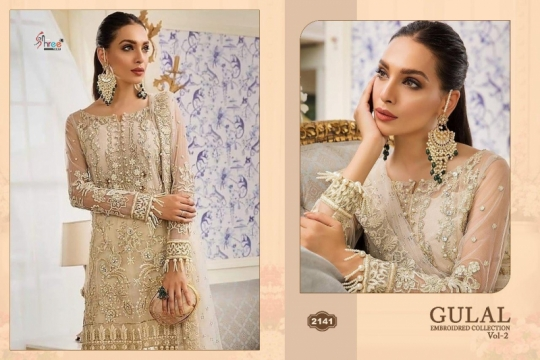 SHREE FAB GULAL EMBROIDERED COLLECTION VOL 2 (16)
