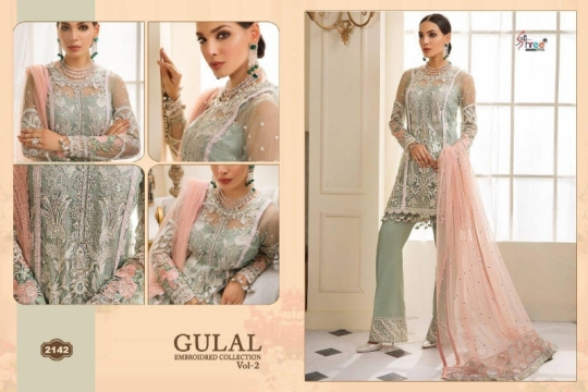 SHREE FAB GULAL EMBROIDERED COLLECTION VOL 2 (4)