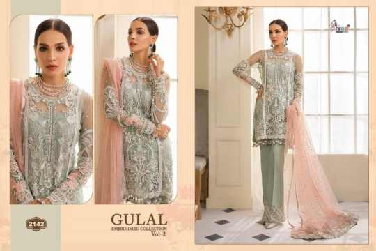 SHREE FAB GULAL EMBROIDERED COLLECTION VOL 2 (5)