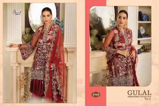SHREE FAB GULAL EMBROIDERED COLLECTION VOL 2 (6)