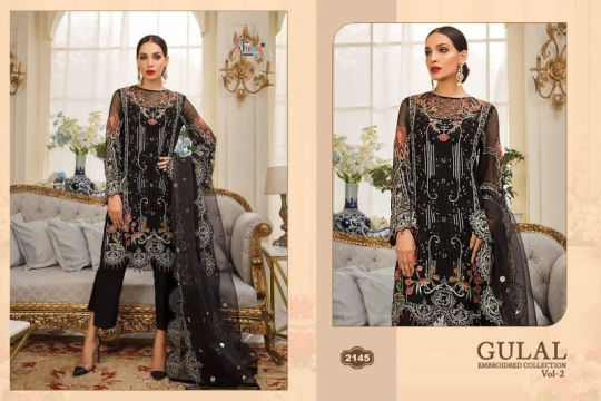 SHREE FAB GULAL EMBROIDERED COLLECTION VOL 2 (7)
