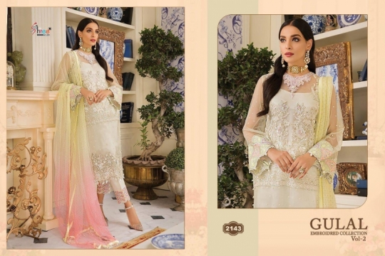 SHREE FAB GULAL EMBROIDERED COLLECTION VOL 2 (9)