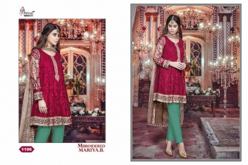 SHREE FAB MBROIDERED MARIYA B COLLECTION WHOLESALER BEST RATE SUPPLIER BY GOSIYA EXPORTS SURAT GUJARAT (6)