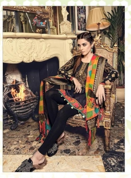 image6SHREE FAB PRESENTS MARIYA B LAWN COLLECTION VOL 3 CAMBRIC COTTON FABRIC WITH EMBROIDERY WORK PAKISTANI COLLETION SALWAR SUIT WHOLESALE DEALER BEST RATE BY GOSIYA EXPROTS SURAT