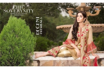SHREE FABS DECENT PREMIUM VOL 5 WHOLESALE DEALER SHREE FABS BY GOSIYA EXPORTS (1)