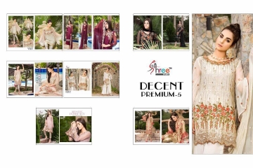 SHREE FABS DECENT PREMIUM VOL 5 WHOLESALE DEALER SHREE FABS BY GOSIYA EXPORTS (11)