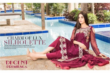 SHREE FABS DECENT PREMIUM VOL 5 WHOLESALE DEALER SHREE FABS BY GOSIYA EXPORTS (3)