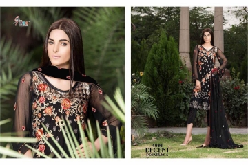 SHREE FABS DECENT PREMIUM VOL 5 WHOLESALE DEALER SHREE FABS BY GOSIYA EXPORTS (4)