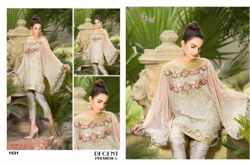 SHREE FABS DECENT PREMIUM VOL 5 WHOLESALE DEALER SHREE FABS BY GOSIYA EXPORTS (9)