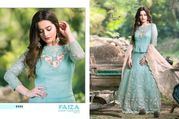 SHREE FABS FAIZA VOL 3 CATALOGUE LUXURY (1)