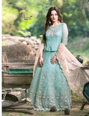 SHREE FABS FAIZA VOL 3 CATALOGUE LUXURY COLLECTION SALWAR KAMEEZ WHOLESALE SUPPLIER DEALER BEST RATE BY GOSIYA EXPORTS SURAT