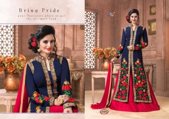 SHREE FABS FIRST CHOICE HIT COLLECTION SALWAR KAMEEZ CATALOG WHOLESALE RATE (4)