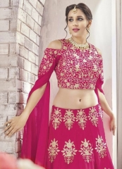 SHREE FABS GAJRA FESTIVAL COLLECATION LEHENGA CATALOG BEST ARTE BY GOSIYA EXPORTS SURAT