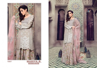 SHREE FABS MARIA B LAWN COLLECTION PAKISTANI SUITS 2017 COLLECTION WHOLESALE BEST RATE BY GOSIYA EXPORTS (2)