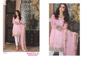 SHREE FABS MARIA B LAWN COLLECTION PAKISTANI SUITS 2017 COLLECTION WHOLESALE BEST RATE BY GOSIYA EXPORTS (6)