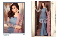 SHREE FABS MBROIDERED NX MARIYA B VOL 4 (10)