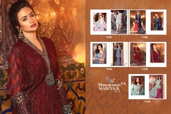 SHREE FABS MBROIDERED NX MARIYA B VOL 4 (11)